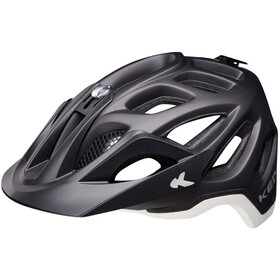 KED Trailon Casco, black/white matte